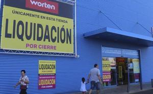 Worten echa el cierre a sus tres tiendas en Extremadura