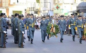 La Guardia Civil celebra hoy en Badajoz el día de su patrona