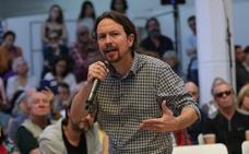 Iglesias: «Se está preparando un acuerdo entre PP y PSOE»