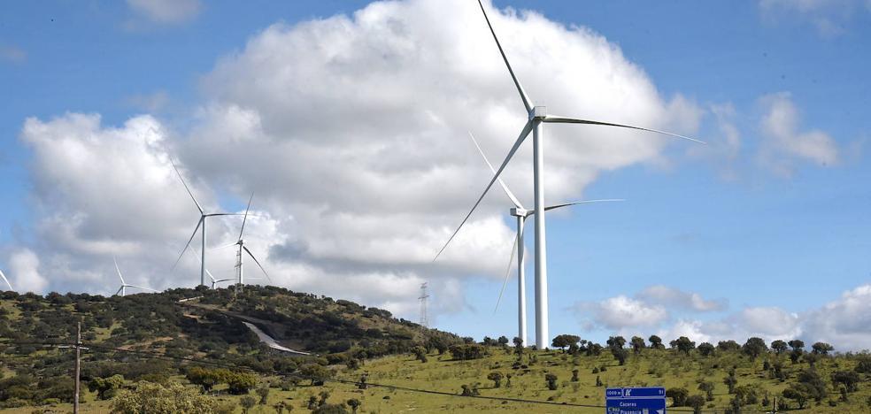 La Junta rechaza el proyecto eólico planeado en Navas del Madroño