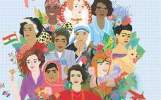 50 niñas que soñaron con cambiar el mundo y lo consiguieron