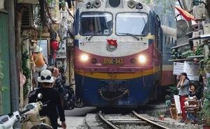 Vía libre en Hanoi