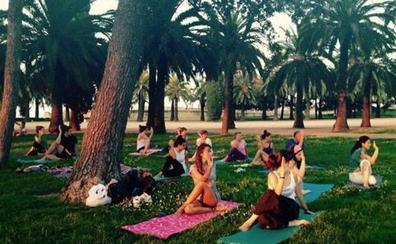 Fin de semana con yoga en la Alcazaba de Badajoz