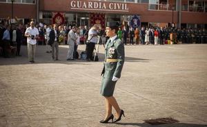 García Seco ensalza la labor de los 2.748 agentes de la Guardia Civil en Extremadura