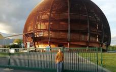 Investigar en un centro nuclear con 16 años
