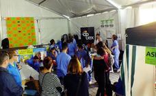 IV Feria de la Salud de Torrejoncillo