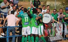 Extremadura y Cacereño se desactivan con un empate