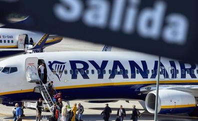 Ryanair estudia comprar algunos aviones de la quebrada Thomas Cook