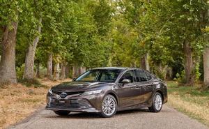 Toyota vuelve a importar el Camry, el turismo más grande de la marca