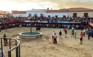 Huertas finaliza sus fiestas con gran participación de público