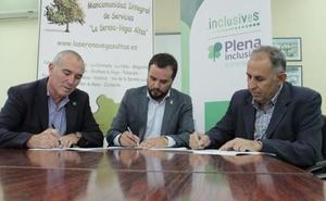 Los catorce municipios de la mancomunidad La Serena-Vegas Altas contratarán a personas con discapacidad