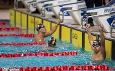 Oro y plata mundial para el nadador cacereño Guillermo Gracia