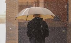 Las primeras lluvias del otoño llegan a toda la región y seguirán el jueves
