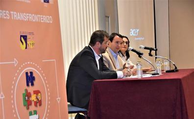 Fempex apuesta por proyectos europeos que ven la Raya como escenario de oportunidades laborales