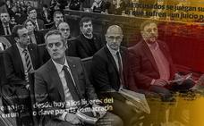Las condenas a los líderes independentistas