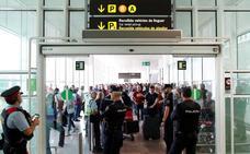 Tsunami Democrático se propone paralizar el aeropuerto