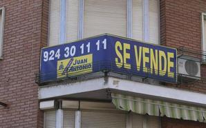La nueva Ley hipotecaria desploma la venta de viviendas en Extremadura