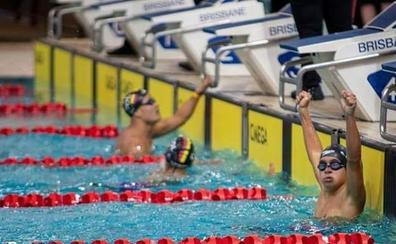 Otro oro en el Campeonato Mundial para el nadador cacereño Guillermo Gracia