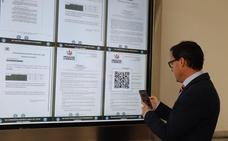 El nuevo tablón digital permite guardar los anuncios en el móvil