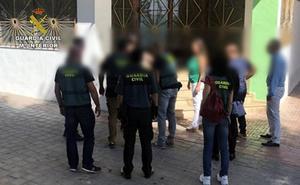 Detenida una vecina de Hervás como encubridora del presunto asesino de un hombre en Alicante