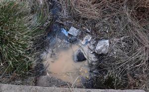 El Hospital Universitario de Cáceres vertió aguas residuales durante semanas en El Cuartillo