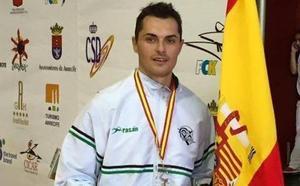El karateca Manuel Rasero, Premio Extremadura del Deporte 2018