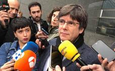 La Fiscalía belga no examinará la euroorden contra Puigdemont al recibirla solo en español