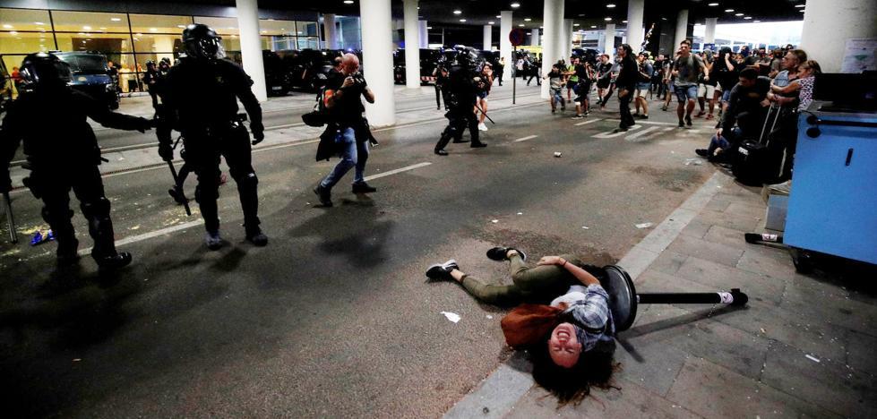 La tensión vuelve a Cataluña tras la histórica sentencia a los líderes del 'procés'