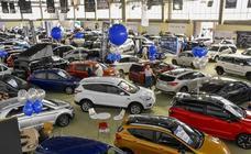 El VIII Salón del Automóvil de Badajoz espera a 20.000 visitantes