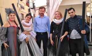Los actos del programa 'Cultura crea Turismo' de Trujillo empiezan el sábado