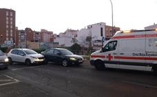 Evacuado al hospital tras un choque en Pereda Pila