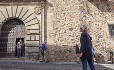 El hotel de Godoy, en Cáceres, modifica su proyecto para incluir salones, biblioteca y spa