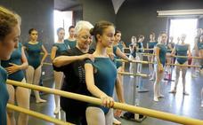 Arranca con 42 alumnos el segundo año de la Escuela Profesional de Danza de Cáceres