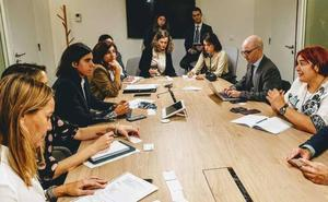 Extremadura aborda en Bruselas el reto demográfico