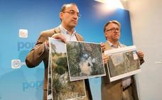 El PP registra en el Seprona una denuncia por los vertidos en El Cuartillo de Cáceres