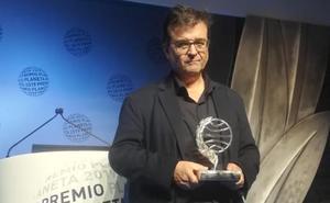 «Yo sé que la gente en Extremadura hoy se siente orgullosa de mí»