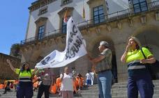 Las sentencias del Plan de Empleo en Cáceres se retrasarán hasta 2020, aunque los trabajadores piden cobrar ya