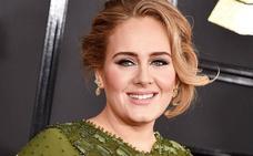 Adele ganó 68.000 euros al día sin trabajar