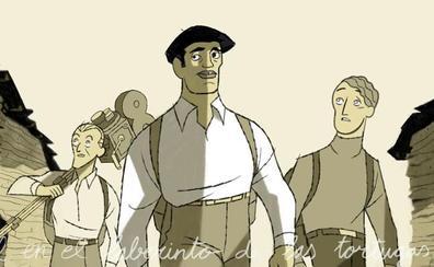 'Buñuel en el laberinto de las tortugas' vuelve a la carrera por el Oscar