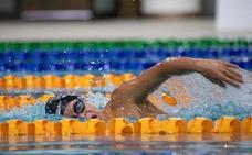 Guillermo Gracia logra el bronce en los 100 libres