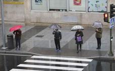 Valverde del Fresno encabeza las localidades más lluviosas de España este jueves