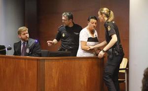 La asesina de Madrigalejo, condenada a 19 años de prisión