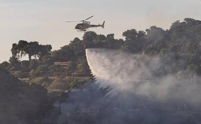 La campaña de incendios acaba en la región con la menor superficie quemada desde 2014