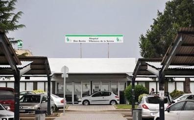 Por el Hospital Don Benito-Villanueva