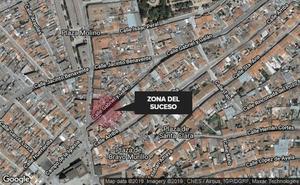 Fallece un hombre en el incendio de una vivienda en Montijo