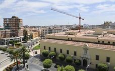 La Diputación sacará el espacio del Provincial para el súper a concurso y en alquiler