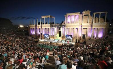 Destinan 67.000 euros para la conservación y restauración del Teatro Romano de Mérida