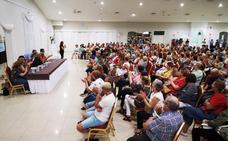 La plataforma del hospital Hospital Don Benito-Villanueva logra acuerdos con Vergeles