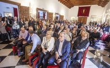 Homenaje a los jubilados de la Diputación de Cáceres