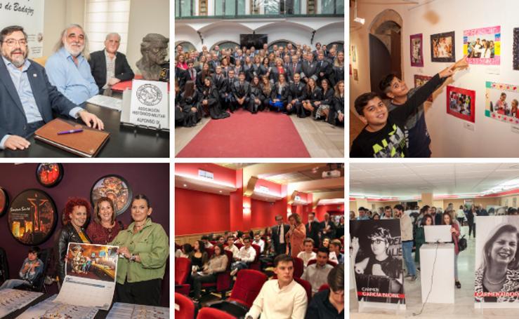 La Coctelera: Repaso semanal a la agenda social y cultural de Badajoz